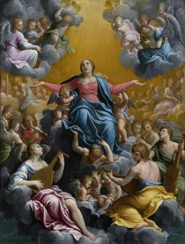 Mary was assumed into heaven due to her perfect relationship with Christ.