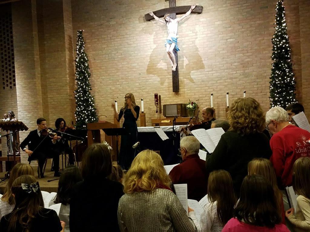 Saint Mary Mokena Christmas Concert