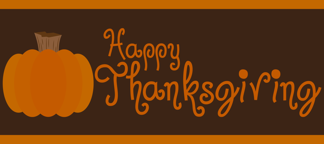 Happy Thanksgiving Saint Mary Mokena