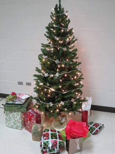 Saint Mary Mokena Young Adult Gift Exchange