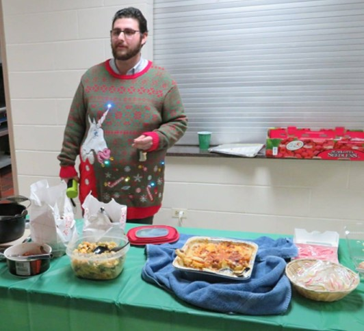 Saint Mary Mokena Young Adult Christmas Party