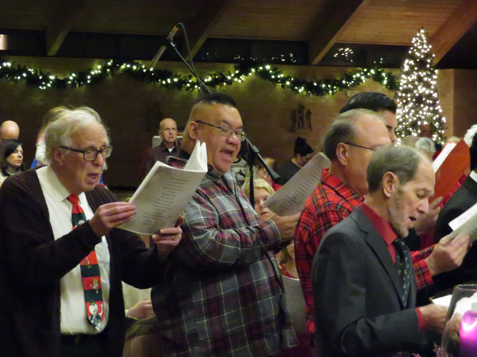 Saint Mary Mokena Christmas Concert
