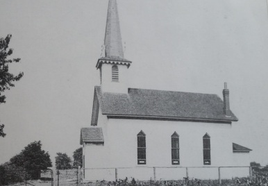 Saint Mary Mokena church
