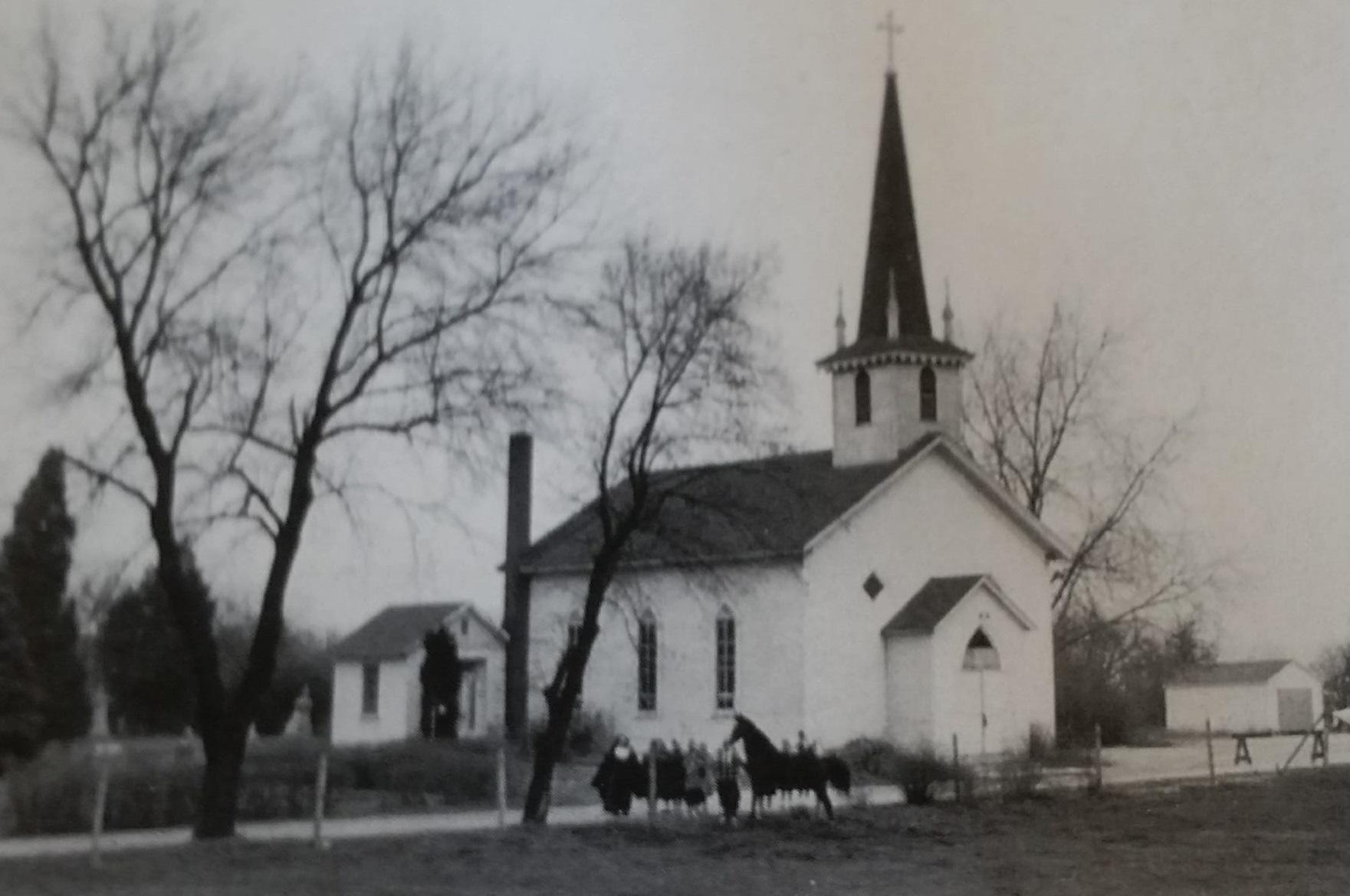 Old Saint Mary Mokena
