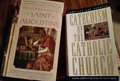 Catholic books.