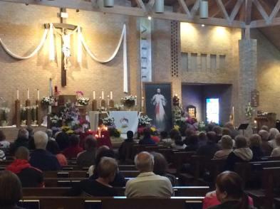 Saint Mary Mokena Mass