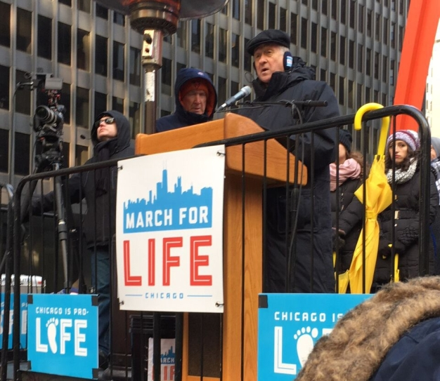 Cardinal Cupich Chicago March for Life