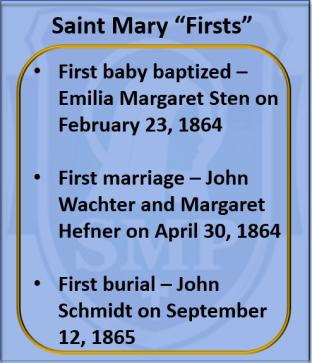 Saint Mary Fun Facts