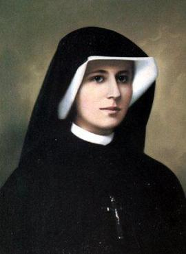 Sister Faustina and Divine Mercy