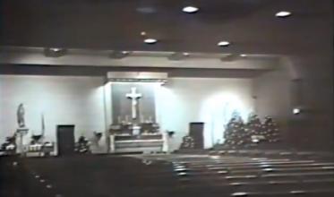 Saint Mary parish history