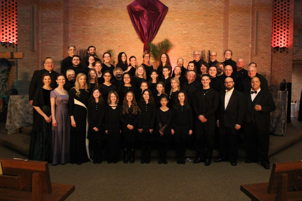Seven Last Words of Christ Choir