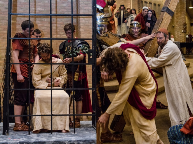 Seven Last Words Passion play