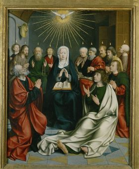 St. Mary, Mother of the Church