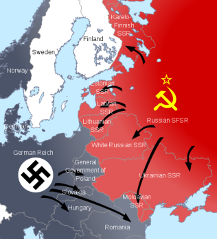 World War II Eastern Front