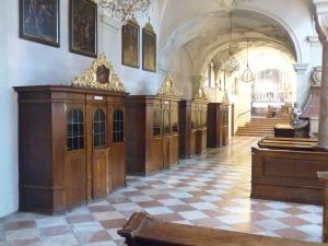 Catholic Confessional