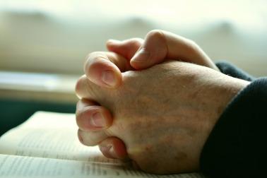 Pray for Church Healing