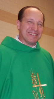 Deacon John Rex of Saint Mary Mokena