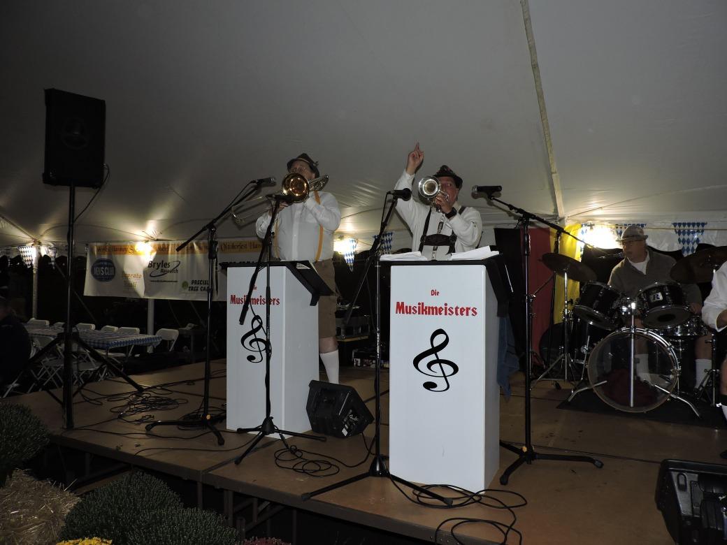 St. Mary Oktoberfest Die Musikmeisters