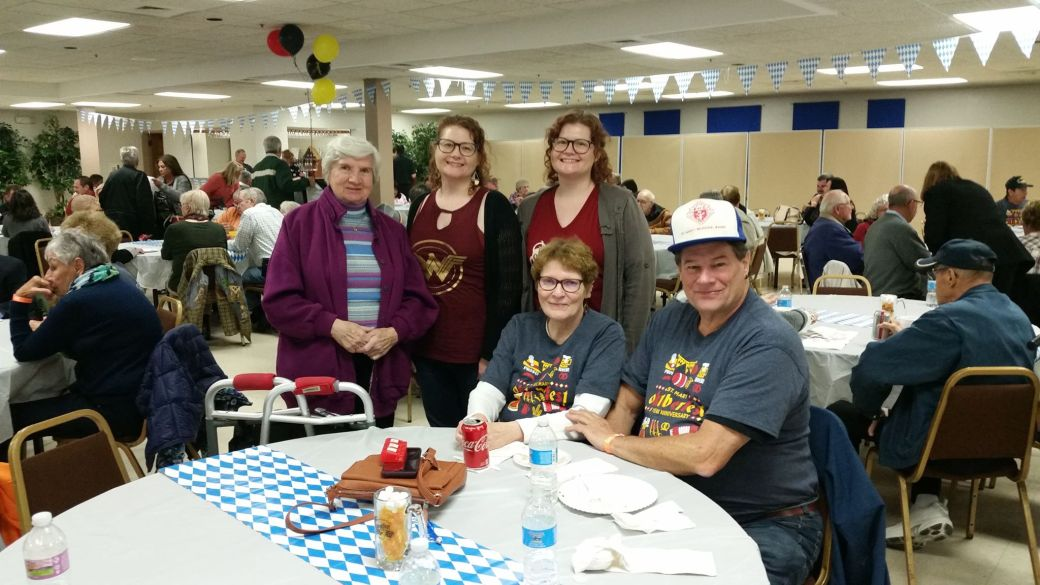 Saint Mary Mokena Oktoberfest attendees