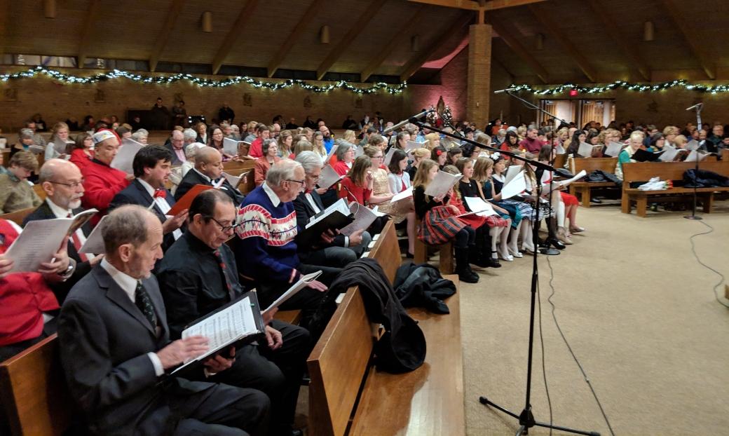 Saint Mary Christmas Concert
