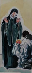 Eucharistic miracle at Gerona