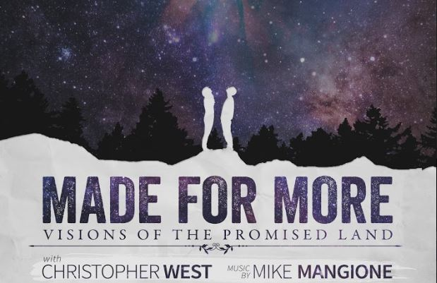 Made For More by Christopher West