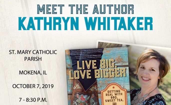 Kathryn Whitaker at St. Mary