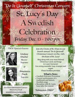 St. Mary Christmas Concert