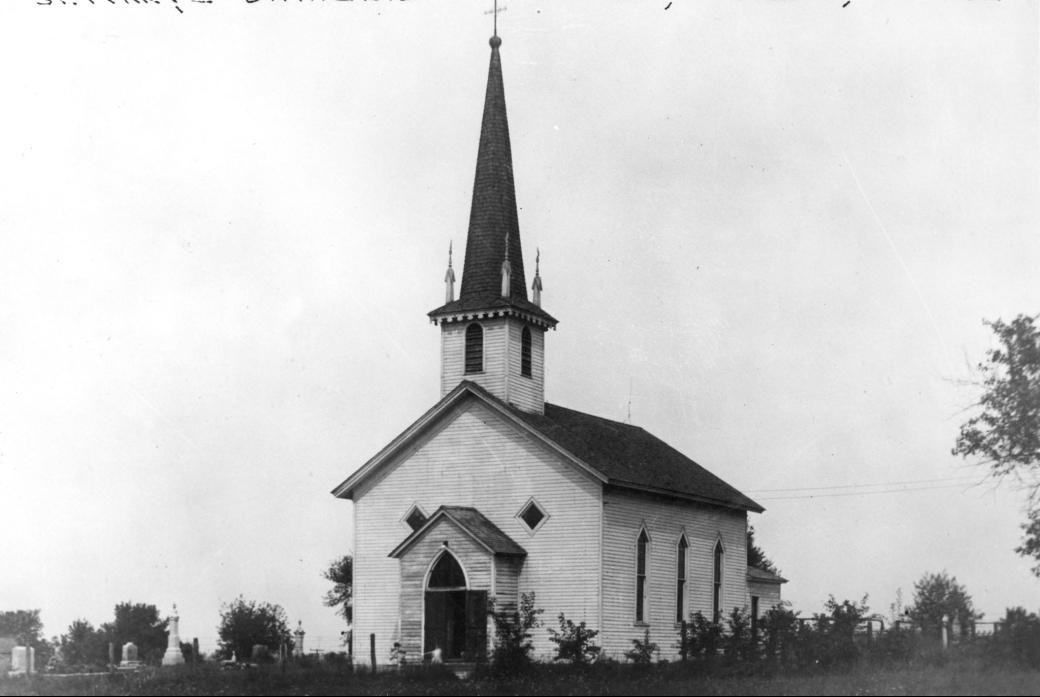 Old St. Mary Mokena