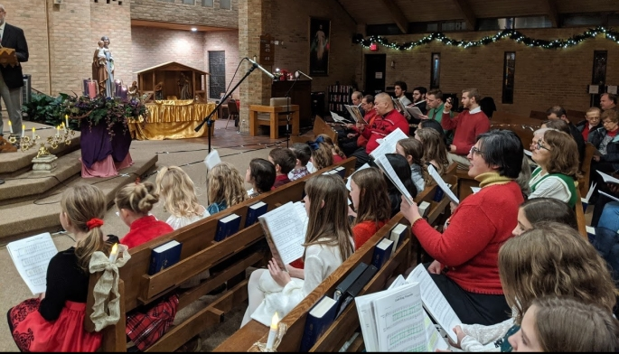 St. Mary Christmas Concert