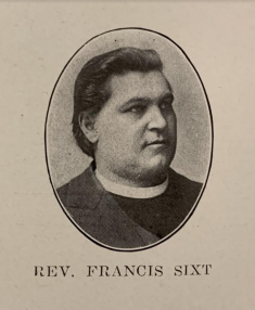 Father Francis Sixt