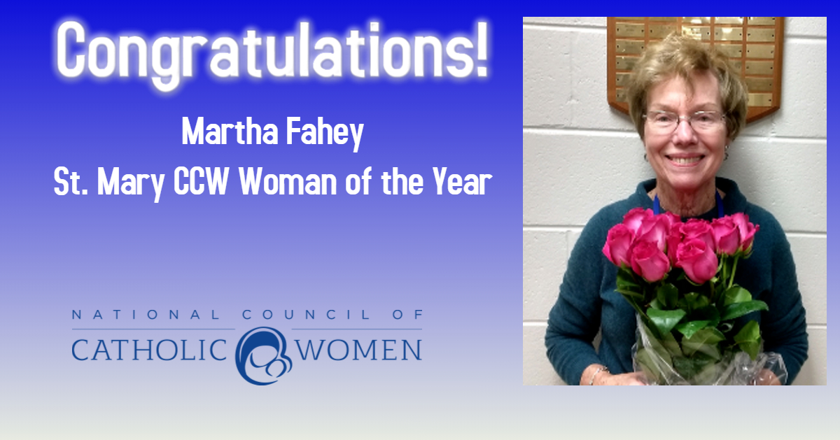 CCW Woman of the Year