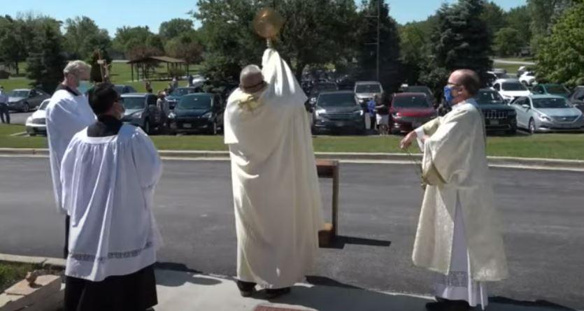 Corpus Christi Blessing