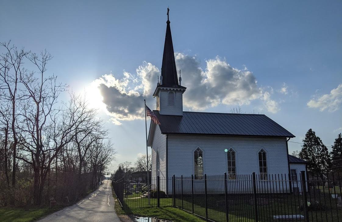 Old St. Mary Church Mokena