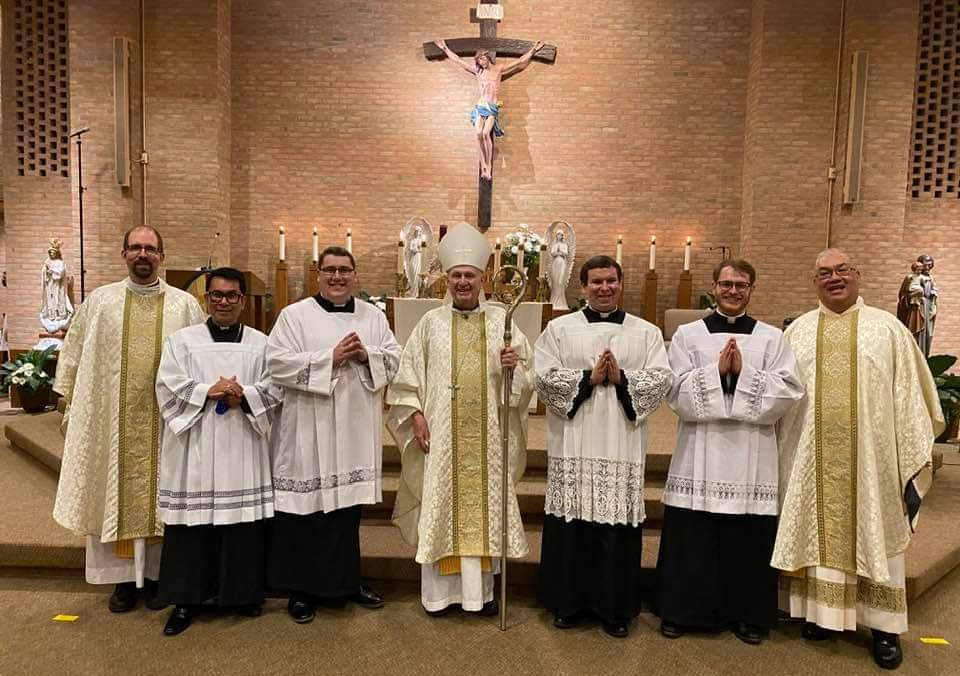 Mass of Candidacy Photo