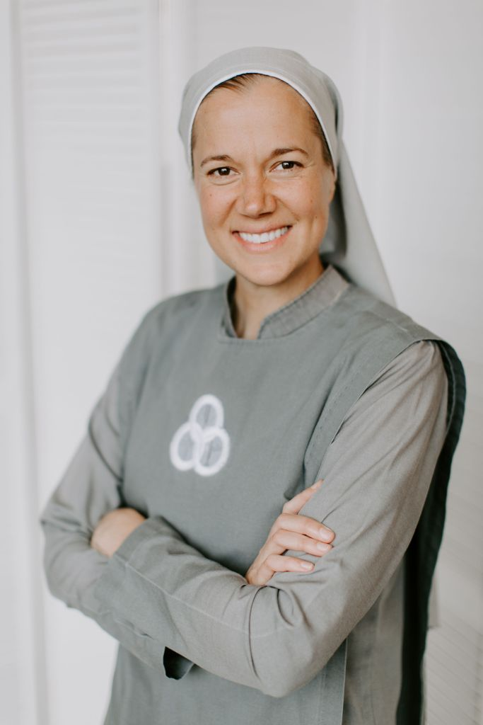 Sister Miriam James Heidland