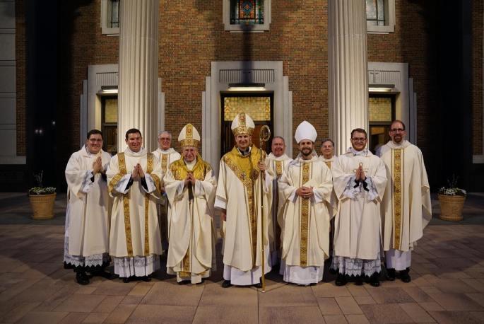 Deacon Ordination Group Photo