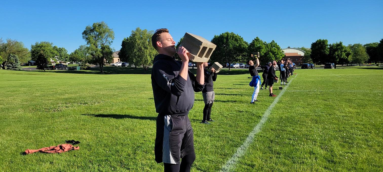 Fit Shepherds Workout