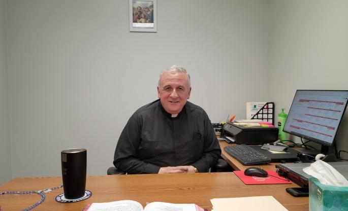 Fr. Sam Conforti